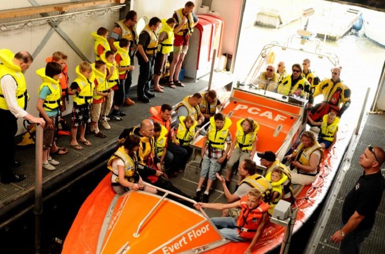 Landelijke Reddingbootdag 2017