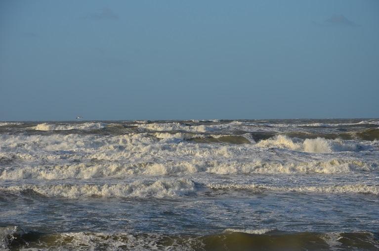 strand en duinloop