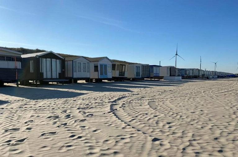 Regels strandhuisjes tijdens coronacrisis